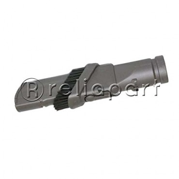 RELIAPART 'Combo Tool' Crevice & Dust Brush for Dyson DC33, DC25, DC33i, DC22, DC25i, DC27 Vacuum Cleaners