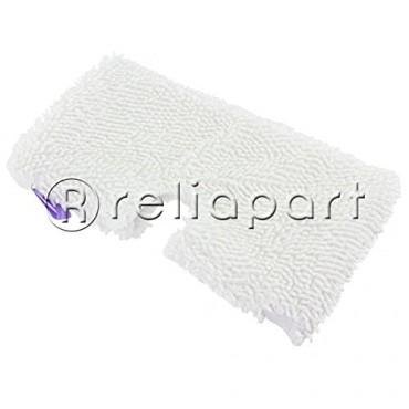 RELIAPART All Purpose Microfibre Steam Mop Pad Compatible for Shark S3601, S3901 Series (Pack of 1)